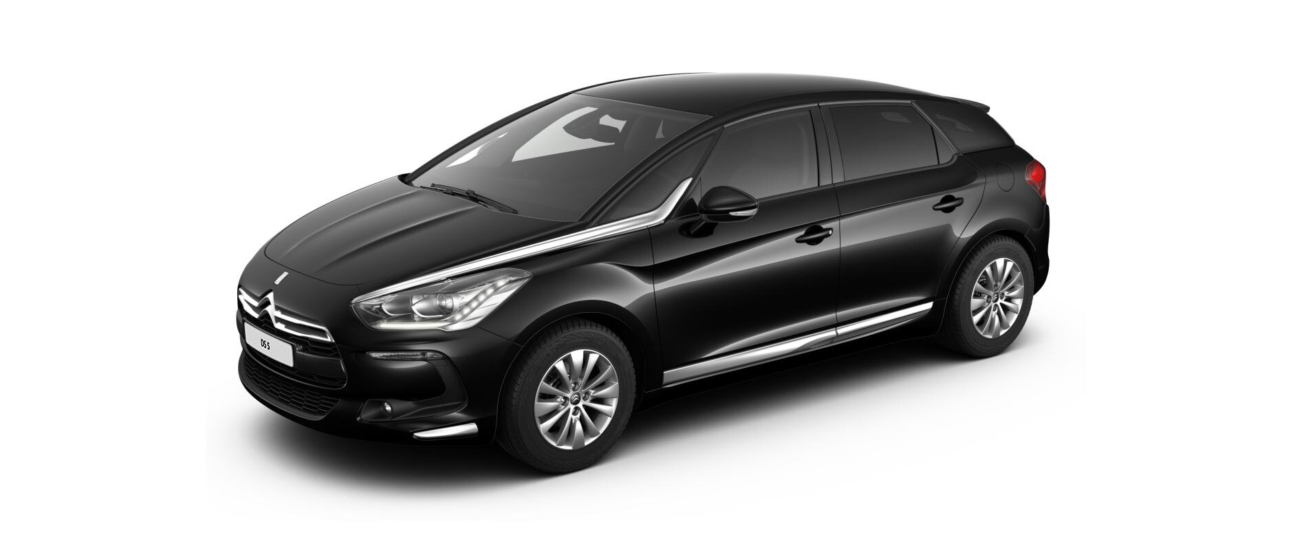 DS 5 - finitions - Chic