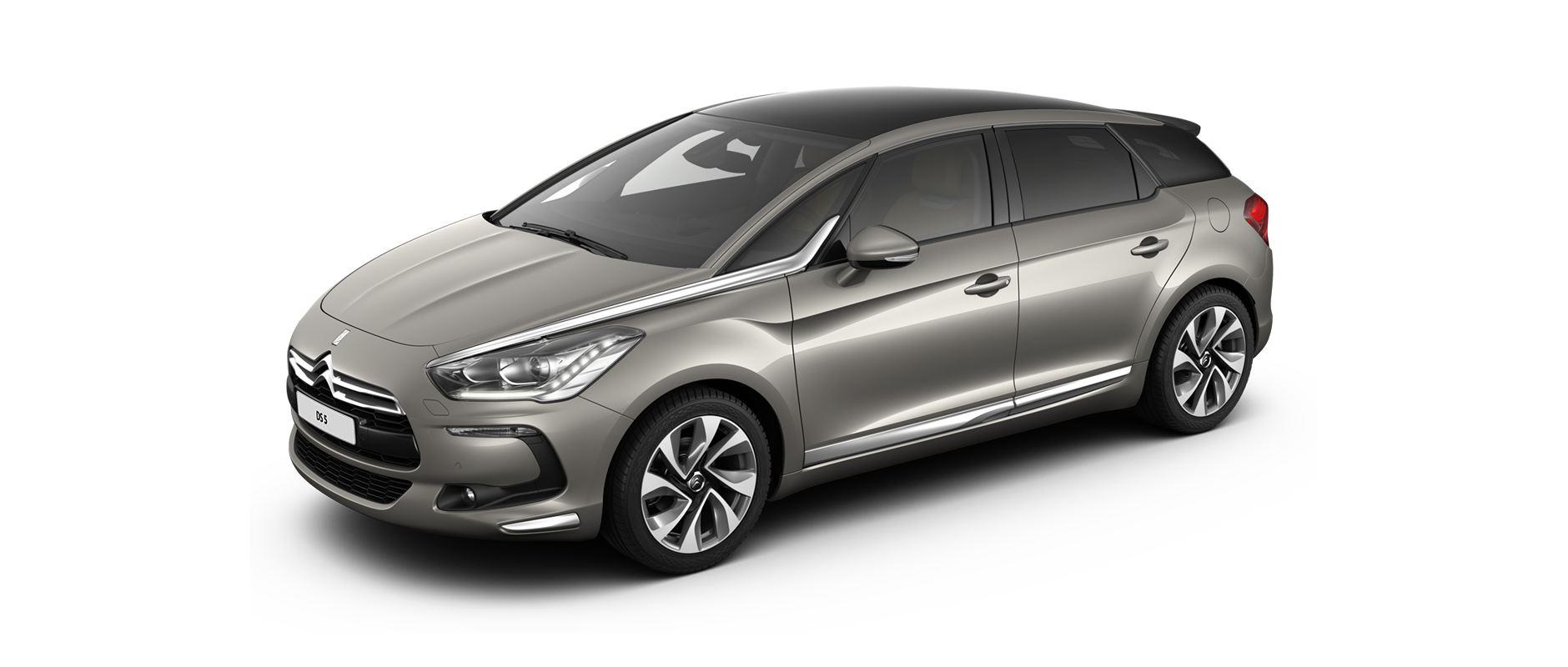 DS 5 - Vapor grey