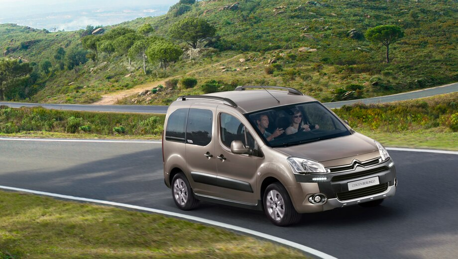 tenue-de-route-citroen-Berlingo-Multispace