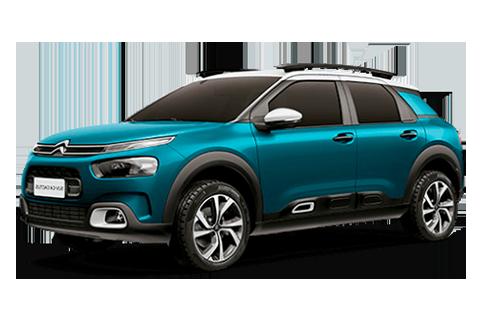 Citroën C4 Cactus vignette